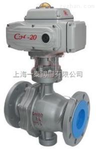 固定式電動球閥,上海一泰閥門廠
