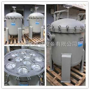 LDDL10P2S碳鋼袋式過濾機