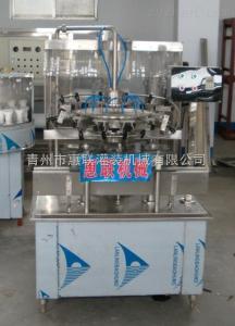 QSP-16洗瓶机 全自动翻转式冲瓶机 玻璃瓶洗瓶机设备