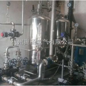 奧圣智能控制系統在印染廢水熱回收機組上的應用優點
