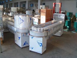 HCK-4000惠联高效洗瓶机  玻璃瓶洗瓶机瓶机 冲控机