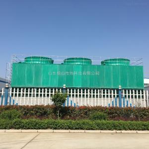 WPTL工业无风机冷却塔 厂家山东锦山供应 无填料冷却塔