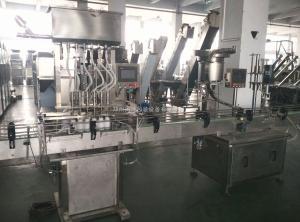 AT-L6郑州AT-L6直列式液体灌装机 上海 直列式液体灌装机