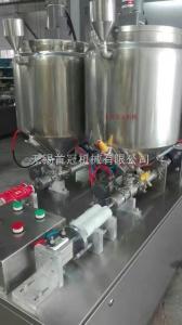 SZG-ABAB雙組份美縫劑灌裝機