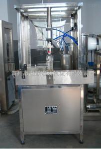 QD-1气动打盖机、油桶/塑料防盗盖封口机,适合连线使用