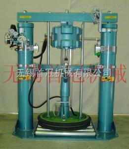 YLS液壓壓料機