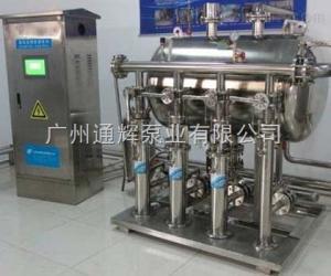 HTD63-148/11-37節能靜音管中泵供水設備