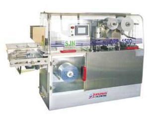 DPP-150C、D型平板式泡罩包装机
