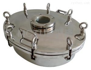 150 MM優質供應衛生級視鏡人孔