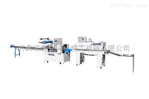 HC-590玉米淀粉餐具包装机,餐具包装机-青岛华德立中一精工机械有限公司