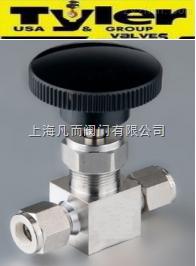 TYLER系列進口卡套式針形閥/進口焊接針型閥