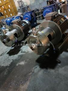 高剪切均质乳化泵价格