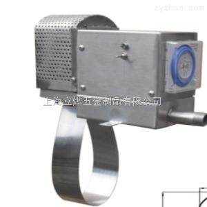 NC-50吊輪式浮油撈除機浮油收集器刮油機撇油機廠家直銷