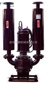 TSW-5022臺灣沉水式低噪音高質量污水處理羅茨鼓風機