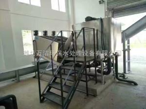 WJDL-201傳統污泥脫水機的替換產品