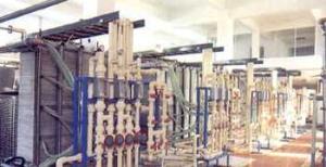 電滲析器裝置