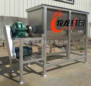 1000型大型臥式不銹鋼攪拌機化工攪拌設備加工定制