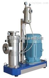 GM2000/4水產飼料磷蝦粉濕法超細粉碎機