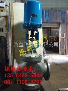 ZDLX工作原理,ZDLX-16C DN50電動三通分流調節閥