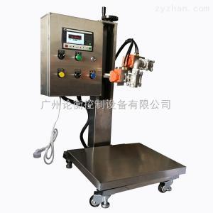 上海LHE-100L型液体灌装机、定量灌装机、称重式液体分装机