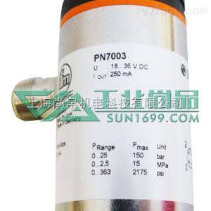 IFM_PN7003IFM_PN7003_PN-025-RBR14-QFRKG 德國易福門壓力傳感器供應商_上海尚帛