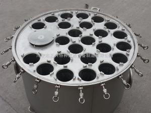 脱碳袋式过滤机