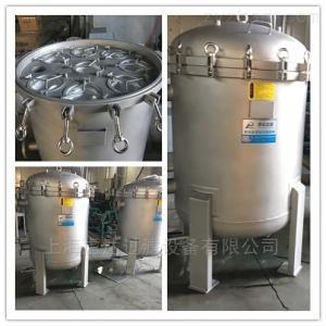 LDDL-5P2S高壓大容量布袋過濾器