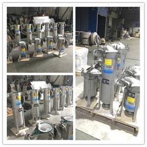 LDDL-1P2S2號頂入袋式過濾器,1P2S鑄造龜背過濾器