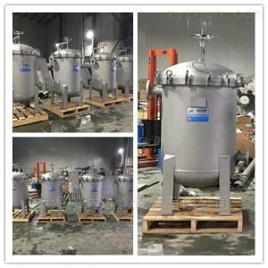 多袋式過濾機DL-4P2S袋式過濾器,無中間商差價