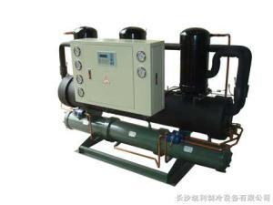 KRT-000WL低溫臺架式冷水機組(出水溫度0度乙二醇機組)