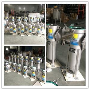 LDDLS-1P2S-DN50頂入式單袋過濾器