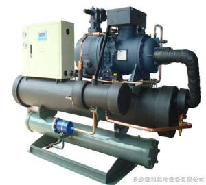 KRS-000WL半密闭螺杆式低温冷水机组(-20度|半密闭螺杆低温冷水机(-20度