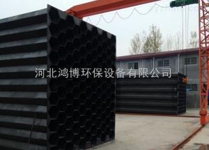山東玻璃鋼電除霧器 蜂窩型玻璃鋼陽極管鴻博專業制造
