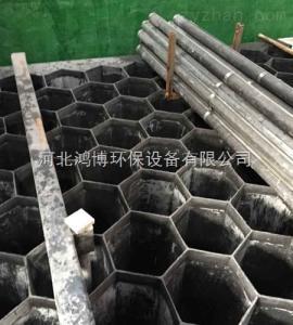 蜂窩式玻璃鋼導電管 磚廠2205不銹鋼陽極管鴻博深受歡迎