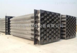 南京鴻博按要求生產濕電不銹鋼陽極管 濕式電除塵器陽極管選型參數