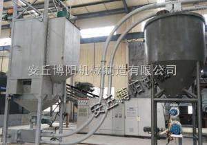 TCD2000颗粒料吨袋拆包机、无污染吨袋破包机