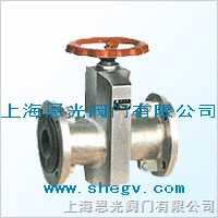 GJ41X 管夾閥(膠管閥) GJ41X 管夾閥(膠管閥)