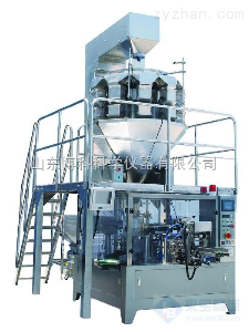科迪机械全自动颗粒包装机