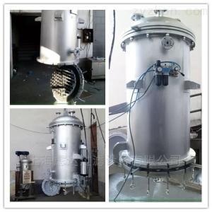 自动清洗活性炭过滤器烛式滤芯过滤器,烛棒套滤布过滤器-上海虑达过滤公司