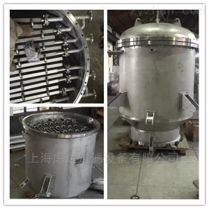 自动烛式过滤机自动烛式硅藻土过滤器,自动清洗活性炭过滤器-上海虑达过滤公司