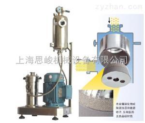 GMD2000/4機械剝離法石墨烯研磨分散機