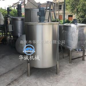 浙江江苏上海不锈钢搅拌桶 配料桶液体搅拌罐 单层搅拌桶