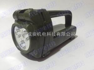 JGQ231JGQ231型班用強光搜索燈XZY2310強光搜索燈手搖發電巡檢工作燈