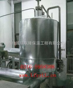 齐全A气凝胶管道设备保温工程施工铝皮保温施工