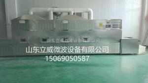 lw-40kw五谷雜糧微波烘焙設備多少錢一臺