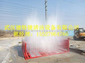 dtj-11湖南岳阳市工程车清洗设备 建筑工地专用洗轮机量大优惠