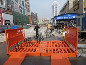 GL-GD100T廣東工地洗車機安裝土渣工程車洗輪機設備