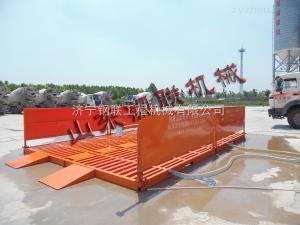 GL-100T環保建筑工地洗車機要安裝在才合適