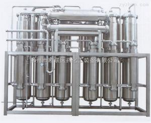LD-S多效蒸馏水机厂家