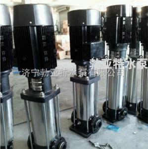 QDL批发南方地区泵立式多级离心泵不锈钢电动增压高压水泵
